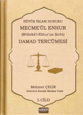 Büyük İslam Hukuku Mecme'ül Enhur Damad Tercümesi (5.Cilt)
