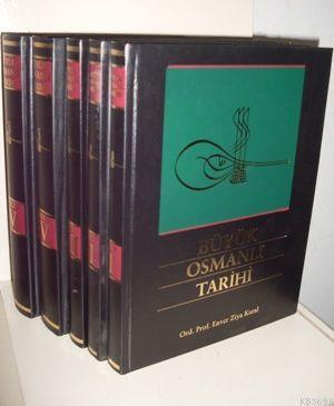 Büyük Osmanlı Tarihi (Ciltli) 5 Cilt