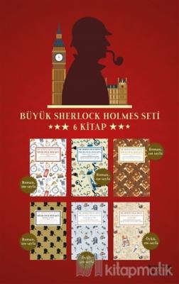 Büyük Sherlock Holmes Seti (6 Kitap Takım) Sir Arthur Conan Doyle