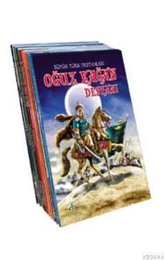 Büyük Türk Destanları 10 Kitap Takım