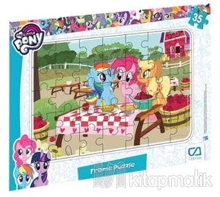 CA Games My Little Pony - Frame Puzzle 2 (35 Parça)