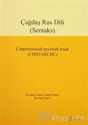 Çağdaş Rus Dili (Sentaks)