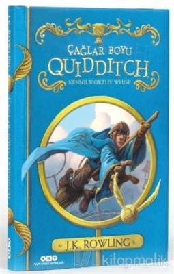 Çağlar Boyu Quidditch (Ciltli)