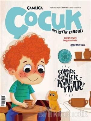 Çamlıca Çocuk Dergisi Sayı: 37 Nisan 2019