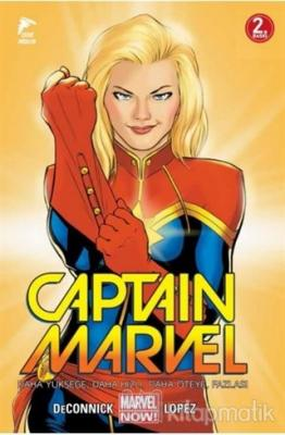 Captain Marvel Cilt 1