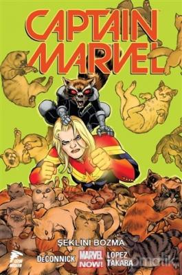 Captain Marvel Cilt 2