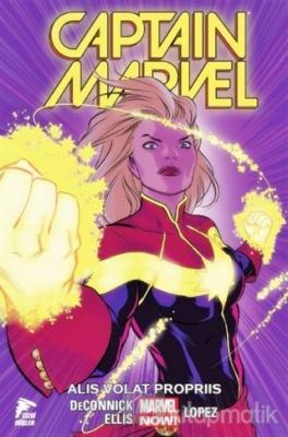 Captain Marvel Cilt 3