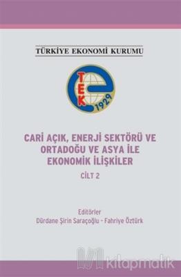 Cari Açık Enerji Sektörü ve Ortadoğu ve Asya ile Ekonomik İlişkiler Cilt 2