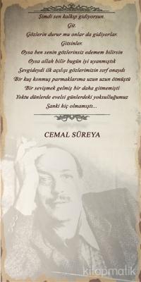 Cemal Süreyya Şimdi Poster