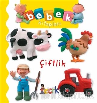 Çiftlik - Bebek Kitapları (Ciltli)