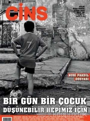 Cins Aylık Kültür Dergisi Sayı: 50 Kasım 2019