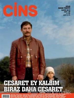 Cins Dergisi Sayı: 38 Kasım 2018