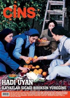 Cins Dergisi Sayı: 39 Aralık 2018