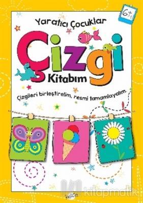 Çizgi Kitabım 6 Yaş - Yaratıcı Çocuklar Kolektif