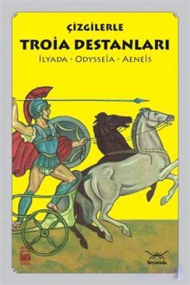 Çizgilerle Troia Destanları
