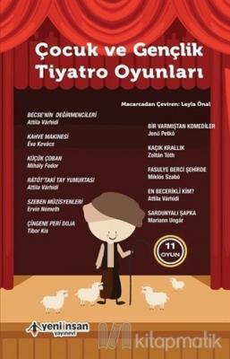 Çocuk ve Gençlik Tiyatro Oyunları - 11 Oyun