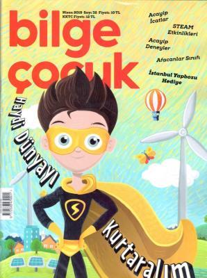 Bilge Çocuk Dergisi Sayı:32 Nisan 2019