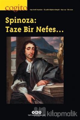 Cogito Sayı: 99 - Spinoza: Taze Bir Nefes… Kolektif