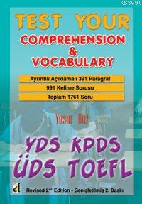 Comprehension & Vocabulary (YDS KPDS ÜDS TOEFL)