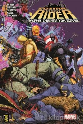 Cosmic Ghost Rider- Marvel Tarihini Yok Ediyor Paul Scheer
