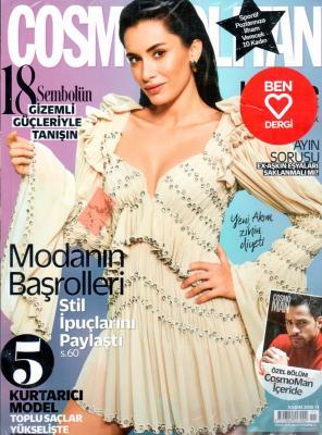 Cosmopolitan Dergisi Kasım 2018/11