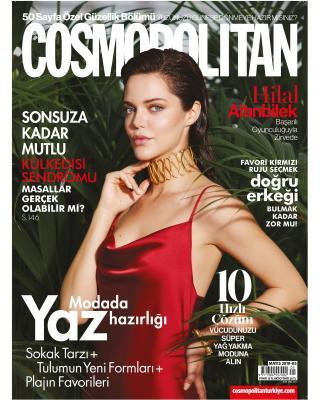 Cosmopolitan Dergisi Mayıs 2019