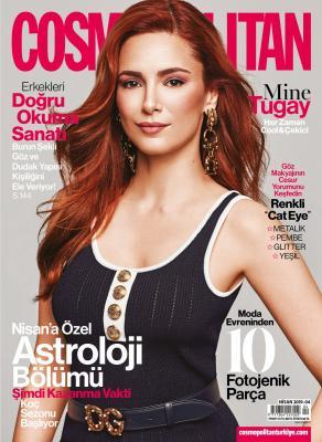 Cosmopolitan Dergisi Nisan 2019