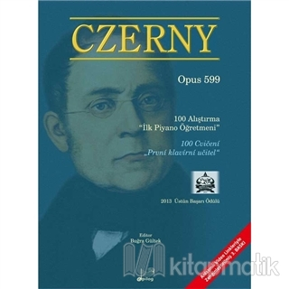 Czerny 100 Alıştırma (Ciltli)