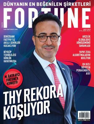 Fortune Türkiye Dergisi Mart 2019