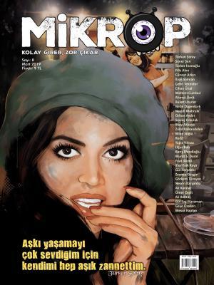 Mikrop Dergisi Sayı:8  Mart 2019