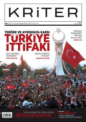 Kriter Dergisi Sayı:35 Mayıs 2019