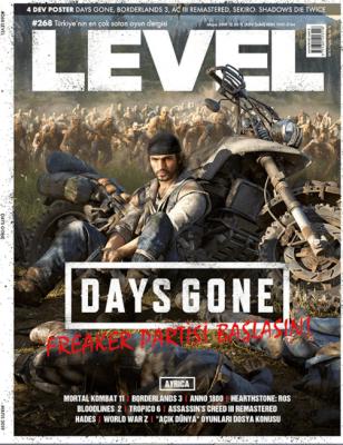 Level Dergisi Mayıs 2019