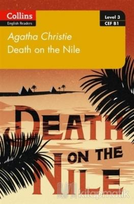 Death on the Nile Level 3 (B1) +Online Audio