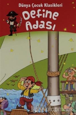 Define Adası - Dünya Çocuk Klasikleri