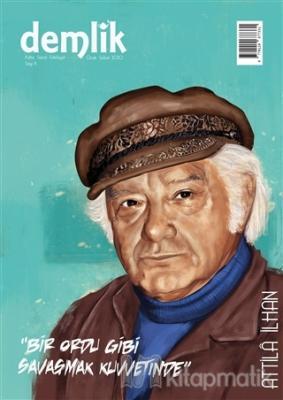 Demlik Kültür Sanat Edebiyat Dergisi Sayı: 8 Ocak - Şubat 2020