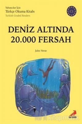Deniz Altında 20.000 Fersah (C1 Türkish Graded Readers)