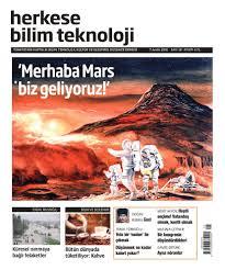 Herkese Bilim Teknoloji Türkiye'nin Haftalık Bilim,Teknoloji, Kültür v