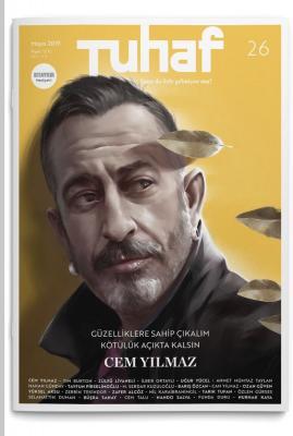 Tuhaf Dergisi 26. Sayı Mayıs 2019