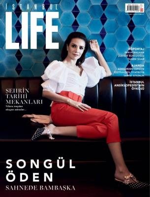 İstanbul Life Dergisi Mayıs 2019