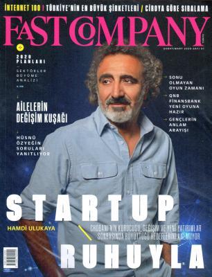 Fast Company Dergisi Sayı: 01-Şubat-Mart 2020