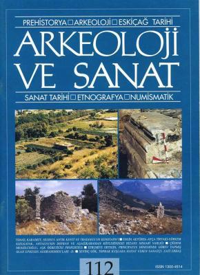 Arkeoloji ve Sanat Dergisi Sayı 112