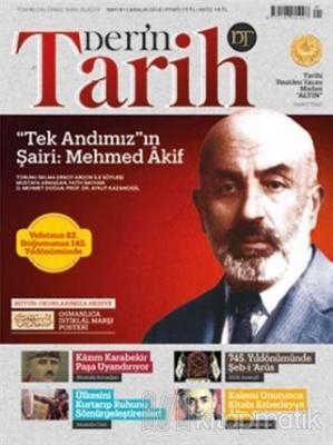 Derin Tarih Aylık Dergisi Sayı: 81 Aralık 2018