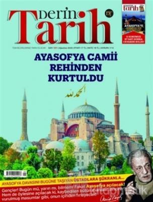 Derin Tarih Dergisi Sayı: 101 Ağustos 2020 Kolektif