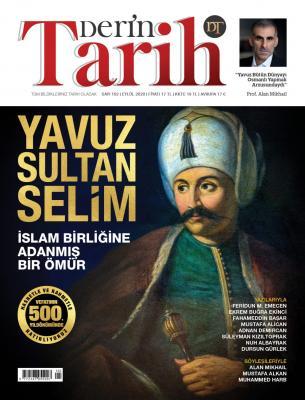 Derin Tarih Dergisi Sayı: 102 Eylül 2020
