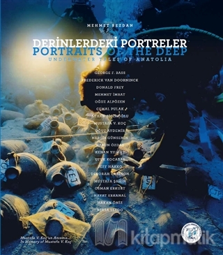 Derinlerdeki Portreler - Portraits of the Deep (DVD'li) (Ciltli)