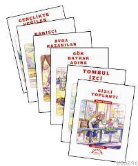 Destan Romanlar Serisi (6 Kitap)