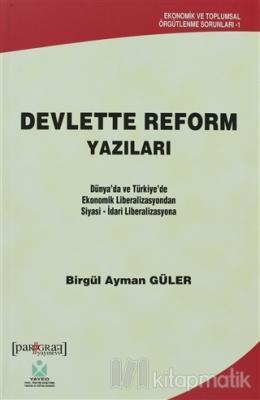Devlette Reform Yazıları