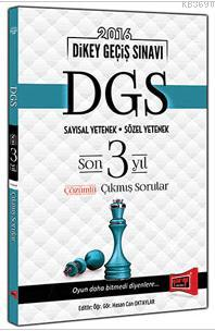 DGS Çıkmış Son 3 Yılın Soruları 2016