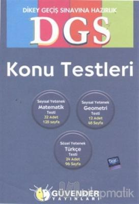 DGS Konu Testleri