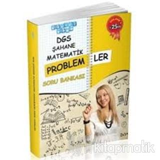 DGS Şahane Matematik Problemler Soru Bankası